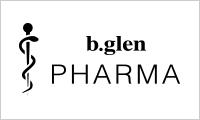ビーグレンファーマ(b.glen pharma)ブランドロゴ