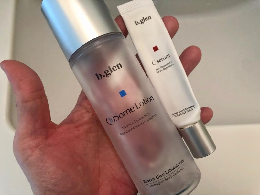 化粧水をしっかりと正しく使うことでCセラムの浸透力をUPさせ、肌の正しい部分に届けてくれます。